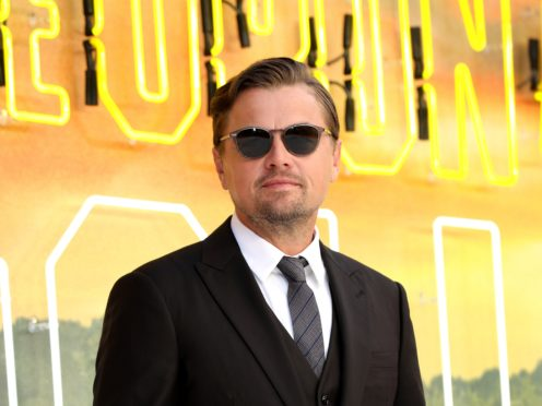 Leonardo DiCaprio attending the Once Upon A Time… In Hollywood UK premiere in Leicester Square, London (Isabel Infantes/PA)