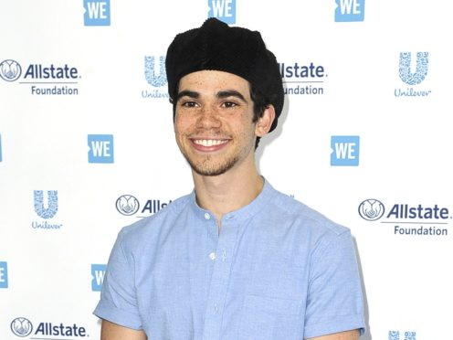 Cameron Boyce died on July 6 (Photo by Richard Shotwell/Invision/AP, File)