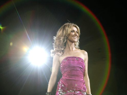 Celine Dion is the opening headline act for the British Summer Time festival in Hyde Park (Yui Mok/PA)