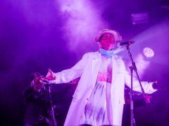 Lauryn Hill at the Love Supreme Jazz Festival (Giles Smith/Love Supreme)
