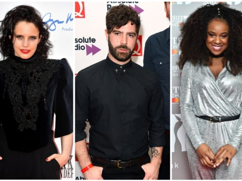 Mercury Prize nominees (PA)