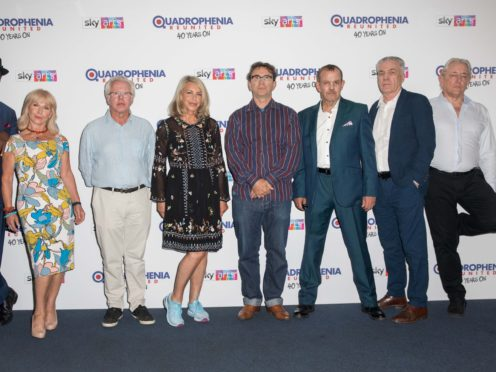 Quadrophenia cast reunite for cult film's 40th anniversary (Joe Newman)