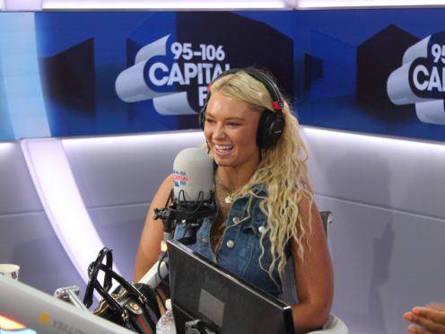 Lucie Donlan appears on Capital Breakfast (Capital Breakfast/Global)