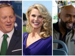 Karamo Brown, Christie Brinkley and Sean Spicer join Dancing With The Stars (Netflix/PA)