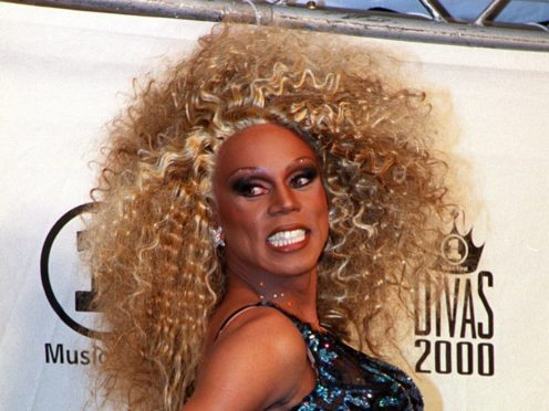 RuPaul has discussed how his relationship has changed since he got married (Anthony Harvey/PA)