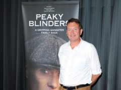 Peaky Blinders creator Steven Knight on his American inspiration for the series (Ian West/PA)