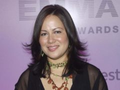 Shannon Lee (Myung Jung Kim/PA)