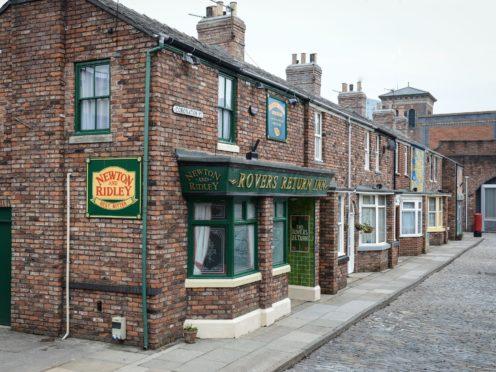 The Rovers Return Inn (ITV/PA)