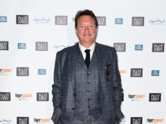 Peaky Blinders creator Steven Knight said there is a'direct connection' between the political upheaval of the 1930s and today (Ian West/PA Wire)