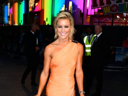 Former Strictly professional Natalie Lowe (Ian West/PA)