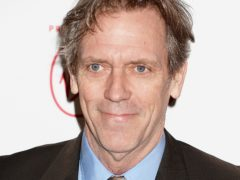 Hugh Laurie will receive a special award (John Stillwell/PA)