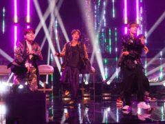 BTS (Tom Haines/BBC)