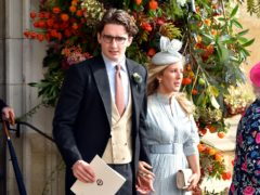 Caspar Jopling and Ellie Goulding are getting married at York Minster on Saturday (Matt Crossick/PA)