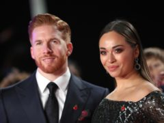 Neil Jones and Katya Jones (PA)