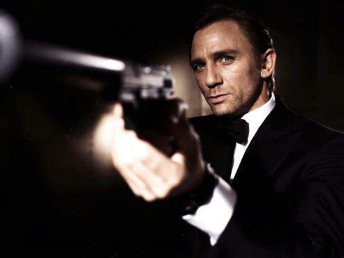 Daniel Craig as James Bond (EON Productions)