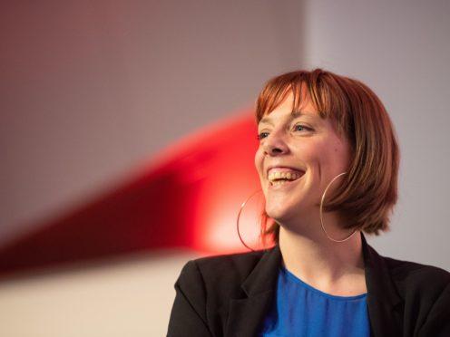 Jess Phillips spoke at the Edinburgh TV Festival. ( Dominic Lipinski/PA)
