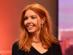Stacey Dooley won Strictly Come Dancing (PA)
