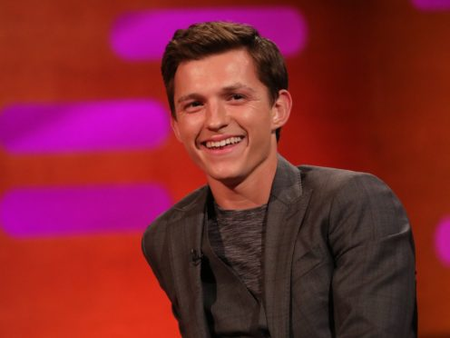 Tom Holland and Robert Downey Jr team up amid Spider-Man row (Isabel Infantes/PA)