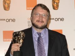Guillermo del Toro is one of the most revered filmmakers in Hollywood (Ian West/PA)