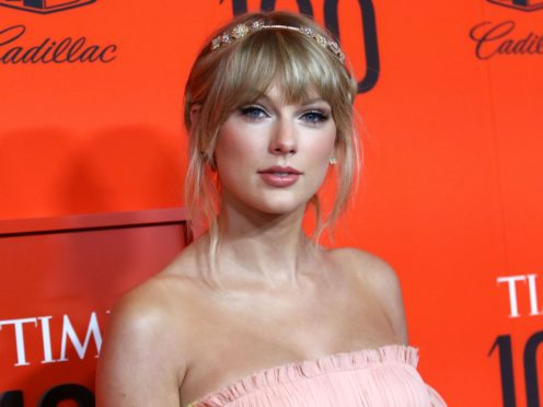 Taylor Swift is among the artists set to perform in the Live Lounge (Greg Allen/PA)