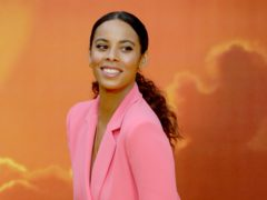 Rochelle Humes is the cover star for this year's Naked Issue of Women's Health UK (Jonathan Brady/PA)
