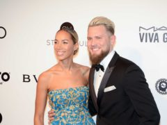 Leona Lewis and Dennis Jauch have got married (Billy Benight/PA)