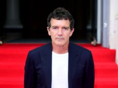 Antonio Banderas attending the premiere of his new film Pain & Glory (Ian West/PA)