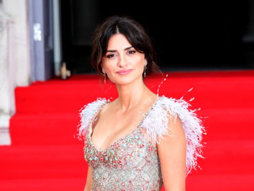 Penelope Cruz attending the Pain And Glory premiere at Somerset House, London (Ian West/PA)