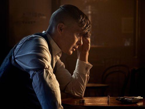 Peaky Blinders stars Cillian Murphy (Robert Viglasky/Caryn Mandabach Productions Ltd 2019)