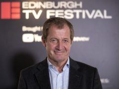 Alastair Campbell at the 2019 Edinburgh TV Festival (Jane Barlow/PA)