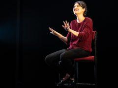 Phoebe Waller-Bridge starring in Fleabag at Wyndham's Theatre in London (Matt Humphrey/The Corner Shop/PA)