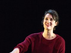 Phoebe Waller-Bridge starring in the one-woman show Fleabag at Wyndham's Theatre in London (Matt Humphrey/The Corner Shop/PA)