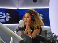 Which Stranger Things star has Love Island winner Amber become friends with? (Capital Breakfast/PA)