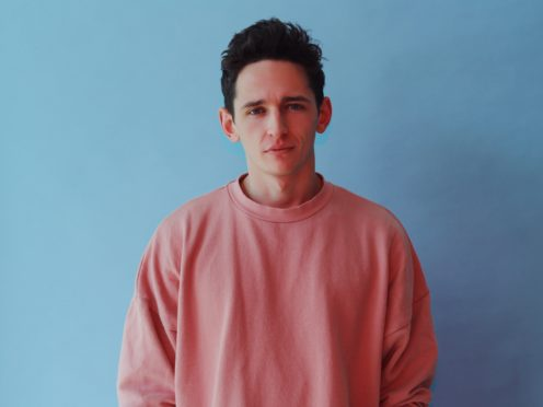 Comedian Milo Edwards, who has been performing his show at the Edinburgh Festival Fringe this year (Anastasia Zavolokina)