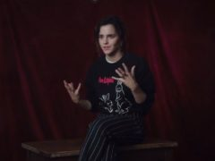 Emma Watson for Pirelli (Paolo Roversi/Pirelli/PA)
