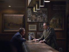 The Irishman starring Joe Pesci and Robert De Niro (Netflix/PA)
