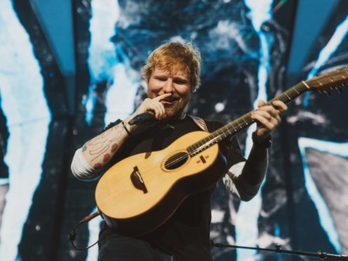 Ed Sheeran was back where it all began with his Ipswich homecoming gig (Zakary Walters)