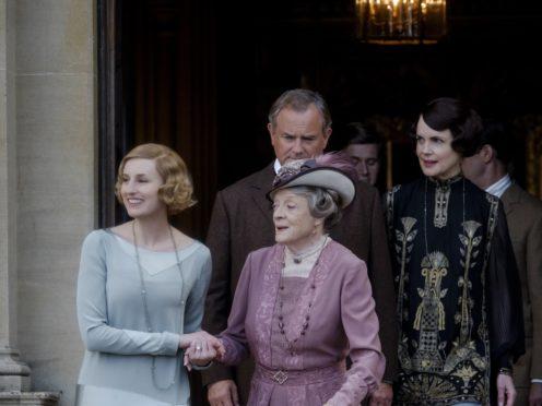Stars of Downton Abbey (Jaap Buitendijk /Focus Features/PA)