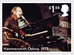 Christmas show at the Hammersmith Odeon (Royal Mail/PA)
