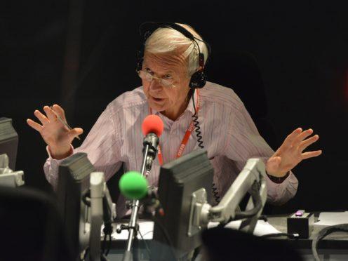 John Humphrys (Jeff Overs/BBC)