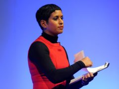 Journalist and television presenter Naga Munchetty (Joe Giddens/PA)