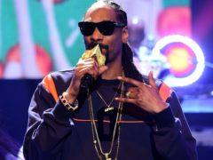 Snoop Dogg (Ian West/PA)