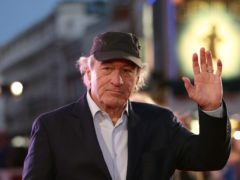 Robert De Niro added to London Film Festival line-up to talk about his career (Yui Mok/PA)