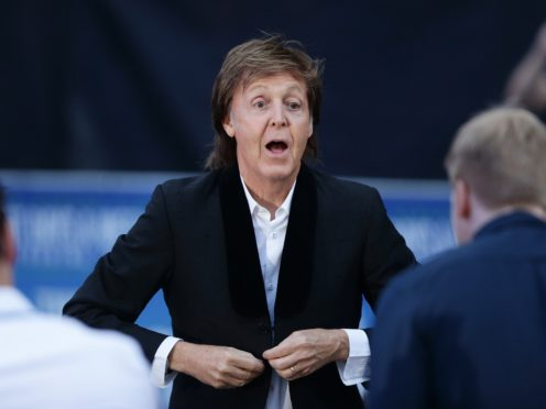 Sir Paul McCartney said arguments made in the run-up to the referendum were 'all crazy promises' (Yui Mok/PA)