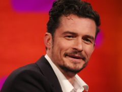 Orlando Bloom was tricked by Nick Grimshaw on air (Isabel Infantes/PA)
