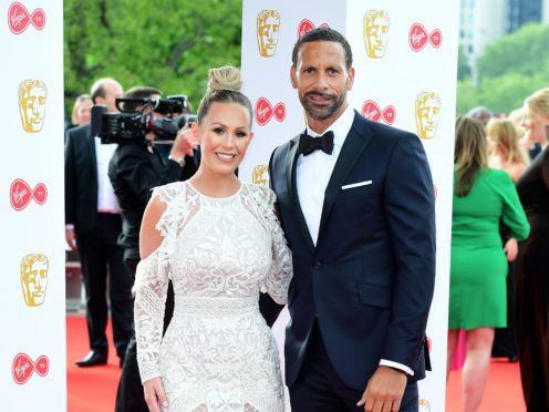Rio Ferdinand: New wife Kate Wright was sent to us after all we've been through (Ian West/PA)