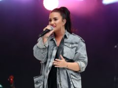 Demi Lovato said she is 'unashamed, unafraid and proud' of her body after sharing an unedited bikini picture (Isabel Infantes/PA)