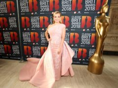 Katherine Jenkins has postponed an upcoming tour in Australia and New Zealand (Isabel Infantes/PA)