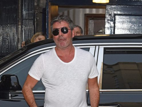 Simon Cowell is back as a judge on Britain's Got Talent: The Champions (Kirsty O'Connor/PA)