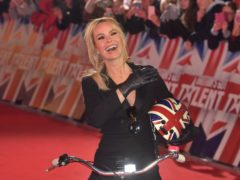 Amanda Holden 'quite terrified' ahead of major charity stunt (John Stillwell/PA)